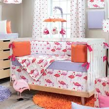 pink flamingo nursery bedding bedding designs