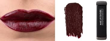 v it up the burgundy lipstick review beautylish make up for ever rouge artist intense color lipstick in 48 20