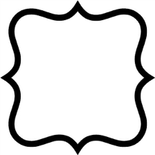 border frame fancy. Silhouette Design Store - View #2603: Frame: Fancy Border Frame A