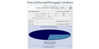second mortgage loan calculator first and second mortgage calculator mls mortgage