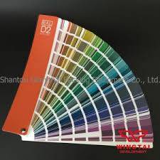 China Original Germany Color Guide Ral D2 Ral Color Chart - China ...