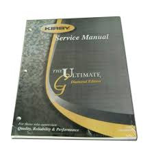picture of service manual ultimate g diamond edition kirby 246503
