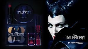 mac cosmetics maleficent character