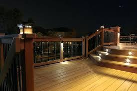 in deck lighting. Solar Deck Lighting Ideas Luxury Led In
