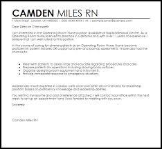 Sample Cover Letter For Registered Nurse Resume 11 Cover Letter Rn