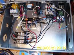 oven controls build caswell inc metal finishing forums Wiring Up A Powder Coat Oven click image for larger version name start of wiring jpg views 1 size how to wire a powder coat oven