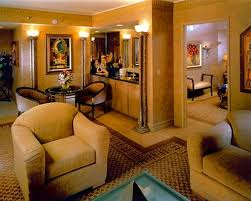 Vegas Hotel Suites 2 Bedrooms Model Decoration