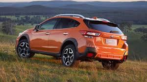 2018 subaru crosstrek orange. perfect orange 2018 subaru xv 20is rear 34 in sunshine orange 2017 in subaru crosstrek orange a