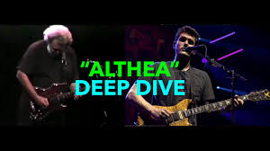 """DEEP DIVE: How Garcia And Mayer Solo Over """"Althea"""" 