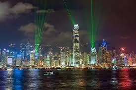 Running Red Light Hong Kong Dark Side Of Kowloon Peninsular Hong Kong By Night Lonely