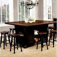 Wine rack dining table Space Saving Amandes Dining Table Gotham Woodworks Wine Rack Dining Table Wayfair
