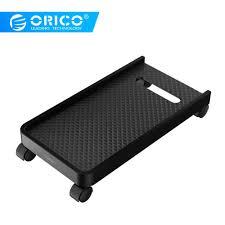 <b>ORICO Computer</b> Host Bracket <b>Computer CPU Stand</b> with Wheels ...