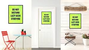 bedroom door decoration. Diy Bedroom Door Signs How To Decorate Your Funny Coffee Sign Make Own Decoration D
