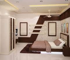 modern small bedroom decor lighting