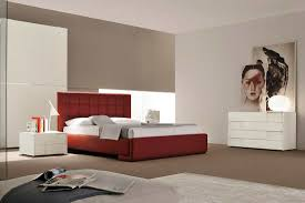 contemporary leather bedroom furniture. Delighful Leather Modern Italian Red Ecoleather Bed VG Luxury With Contemporary Leather Bedroom Furniture E