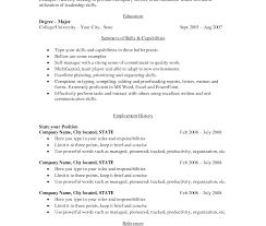 Resume Power Words Stunning How To Write Powerful Resume Professional Summary 61