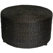 woven fiber rattan style