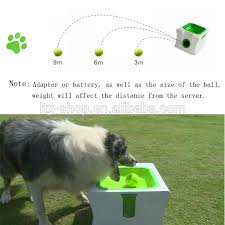 ball thrower for dogs. hot smart remote control dog tennis ball thrower, pet training launcher, thrower for dogs