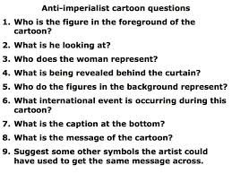 anti imperialism cartoon social studies and history teacher s blog anti imperialism · questions answers