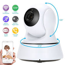 Home Network Security Appliance Sacam Wireless 720p Network Security Cctv Ip Camera Night Vision