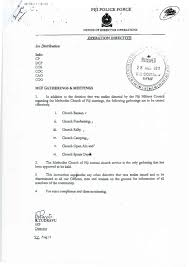 Methodist Doctors Note The Methodist Church Of Fiji Normal Church Service Is The