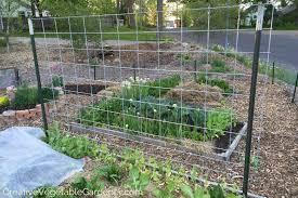 vegetable trellis
