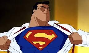 Resultado de imagen de superman la serie animada