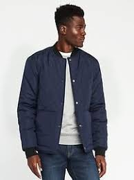 Mens Coats & Jackets on Sale | Old Navy® & Quilted Bomber Jacket for Men Adamdwight.com