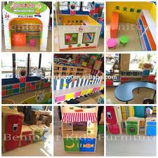Preschool Kitchen Furniture Kindergarten Furniture Kids Wooden Toy Storage Cabinet Buy Kids