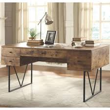 industrial style home office. industrial style desk home office c