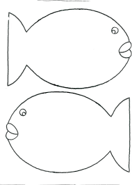 Small Fish Template Fish Mask Template Maney Co