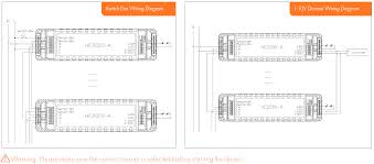 he2030v a constant current voltage dimmable led driver 30w 0-10v dimming cable at 1 10v Dimming Wiring Diagram