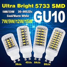 E27 GU10 <b>E14</b> G9 B22 5733SMD LED Lights Corn Bulb <b>Bright</b> ...