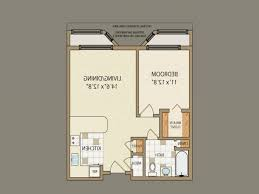 Home Design Floor Plan 80555pm F1 1 Bedroom Cottage House Plans For Small 2 Bedroom  House