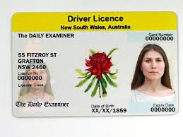 Drivers License International International Nsw Drivers