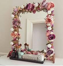 diy painted mirror frame. Best DIY Mirror Frame Ideas Diy Painted E