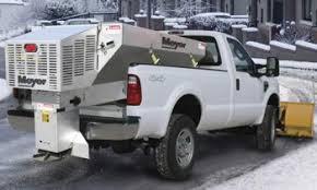 Salt Spreaders Equipment » Wellington Implement, Ohio