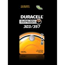 Zbattery Com Duracell 303 357b Watch Battery Sr44 G13 Gs14