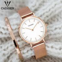 Quartz watch - <b>Cadisen</b> official store - AliExpress