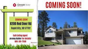 The Kahler Team - 8200 Red Deer Road- Rapid City SD - Coming Soon! |  Facebook
