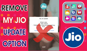 my proofs app how to remove my jio app update option with proof 100000 works