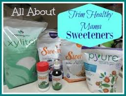 Trim Healthy Mama Sweetener Conversion Chart Baking On Trim Healthy Mama Homemade Gentle Sweet