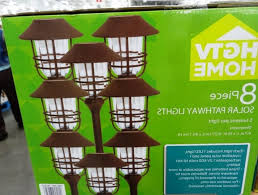 Small Picture Solar Garden Lights Costco Lighting Design Led Lighting Home For