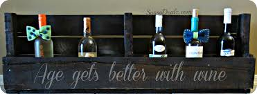 pallet wine rack. Best Interior Decor Using Pallet Wine Rack For Your Kitchen And Bar Ideas: DIY How