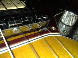 fender® forums • view topic kurt cobain jaguar terrible setup i m not sure if this is normal on a jaguar but the part of the trem where the strings are inserted sits very low causing the low e