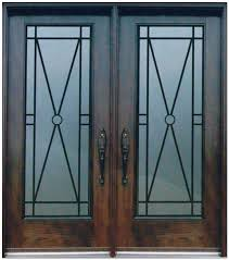 half glass front door curtain for glass front door glass front door privacy ideas