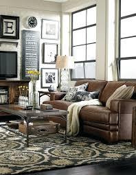 brown leather sofa decor living room ideas brown leather couch living room decor ideas with brown