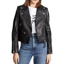 biker wolf braeden leather jacket