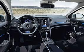 2018 renault cars. simple renault 2018 renault megane rs interior to renault cars