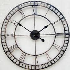 Decorative Wall Clocks For Living Room Living Room Clocks Best Living Room Decor With Oversized Large